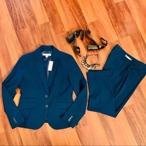 """Turquoise suit sz """"8"""""""